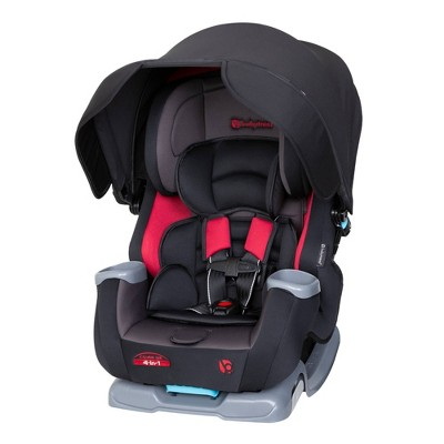 Baby Trend Cover Me 4-in-1 Convertible Car Seat - Scooter