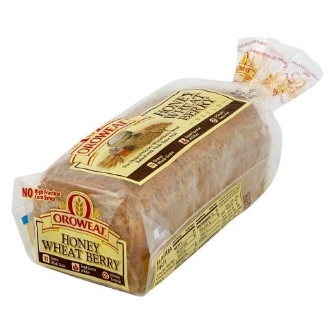 Oroweat Honey Wheat Berry Bread - 24oz - image 1 of 1