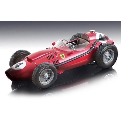 Ferrari Dino 246 #4 Mike Hawthorn Winner F1 France GP 1958 (After the Race) Ltd Ed 200 pcs 1/18 Model Car by Tecnomodel - image 1 of 3