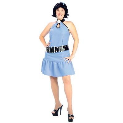 The Flintstones The Flintstones Betty Rubble Plus Size Costume