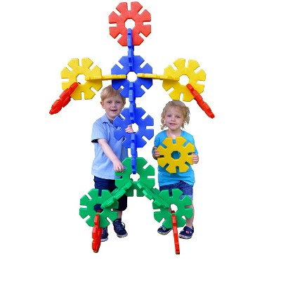 Polydron Giant Octoplay Building Manipulatives, set of 20