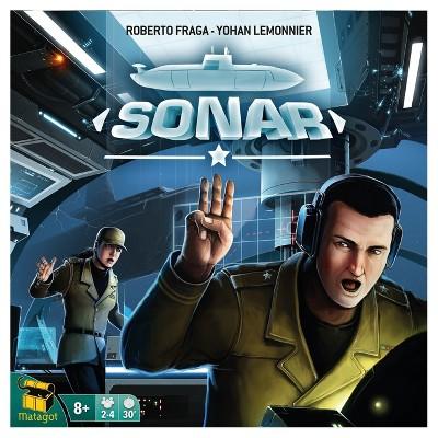 Sonar Board Game