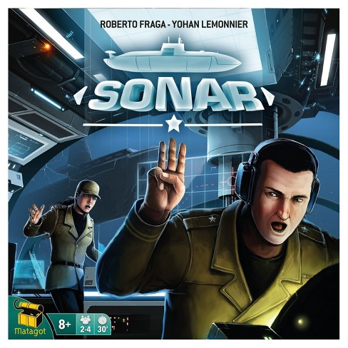 Sonar Board Game - image 1 of 7