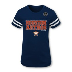 c4a8e7bac17f MLB Houston Astros Girls' Double Play T-Shirt