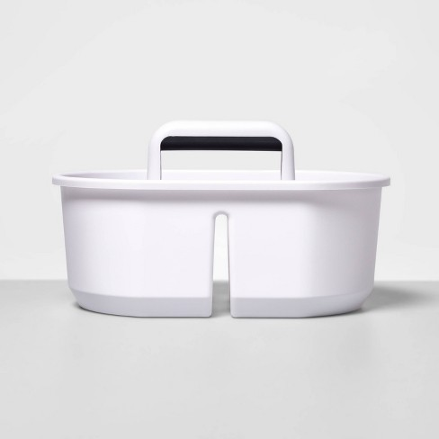 Dual-compartment Cleaning Caddy - Made By Design™ - image 1 of 4