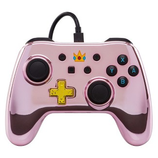PowerA Wired Controller for Nintendo Switch - Super Mario: Peach