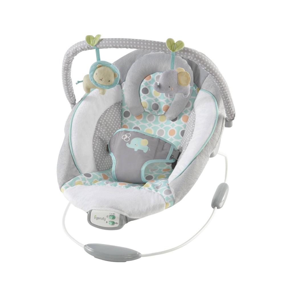 Image of Ingenuity Cradling Baby Bouncer - Morrison