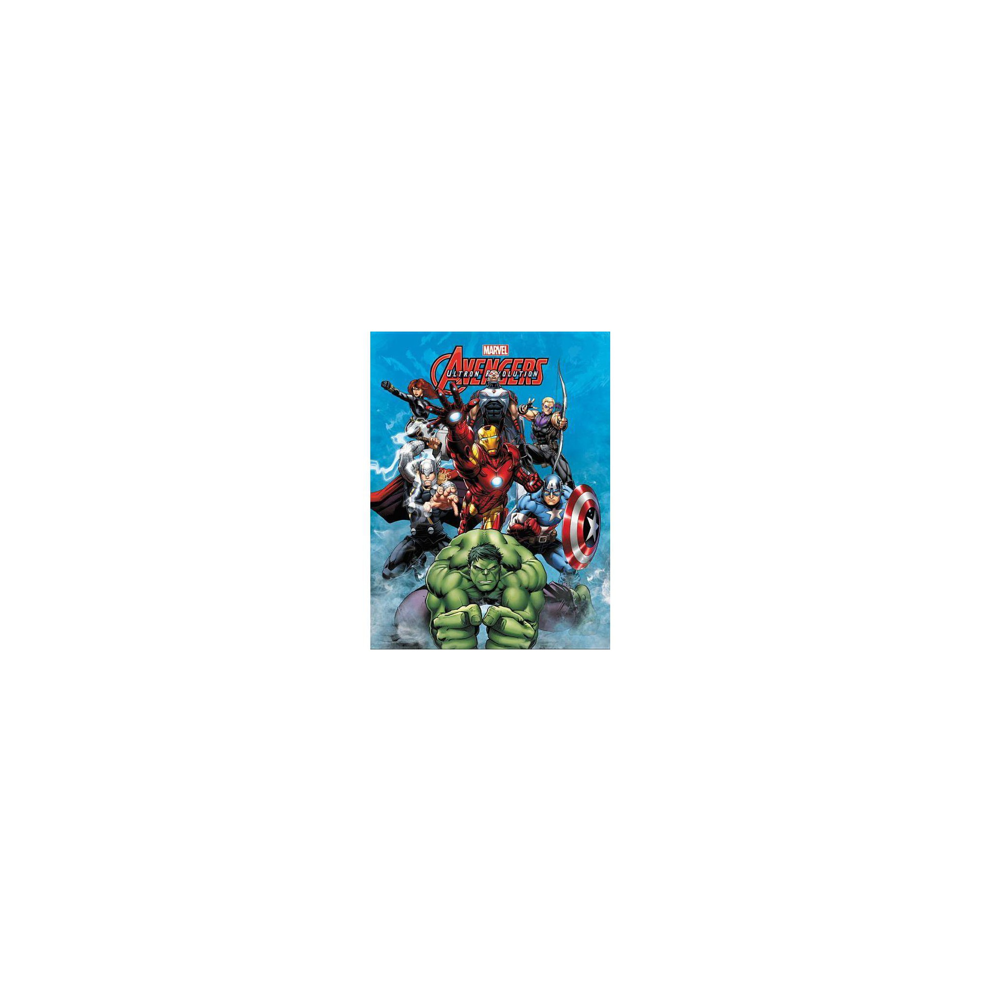 Marvel Universe Avengers: Ultron Revolution Vol. 3 - (Paperback)