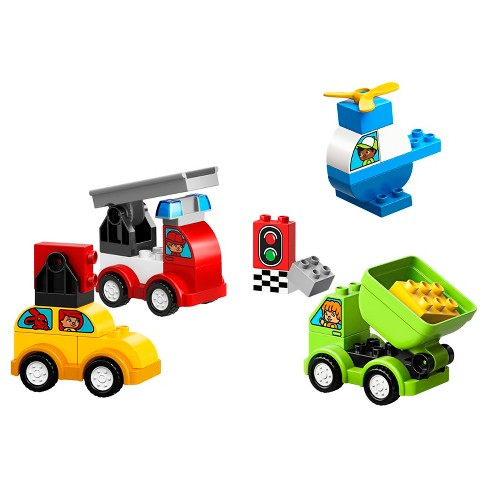 LEGO DUPLO My First Car Creations 10886 - image 1 of 6