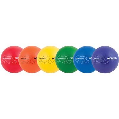Champion Rhino Skin Dodgeballs, set of 6 colors