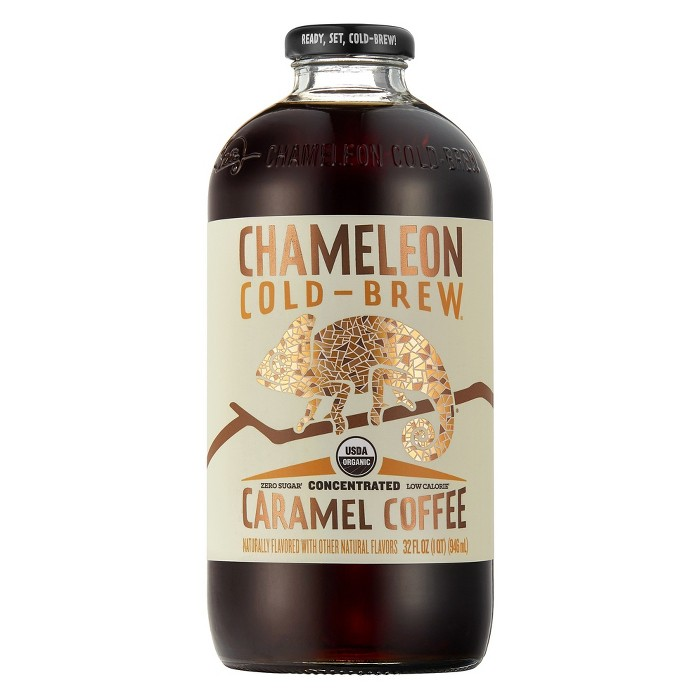 Chameleon Cold Brew Caramel Coffee Concentrate - 1qt - image 1 of 5