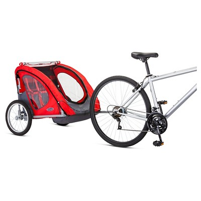 InStep Sedona Bike Trailer - Red