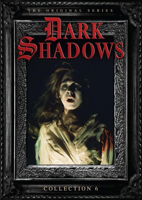 Dark Shadows Collection 6 (DVD) - image 1 of 1