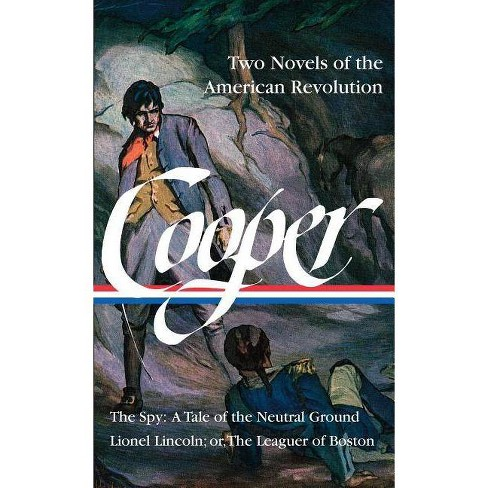 James Fenimore Cooper: Two Novels of the American Revolution (Loa #312) - (Hardcover) - image 1 of 1