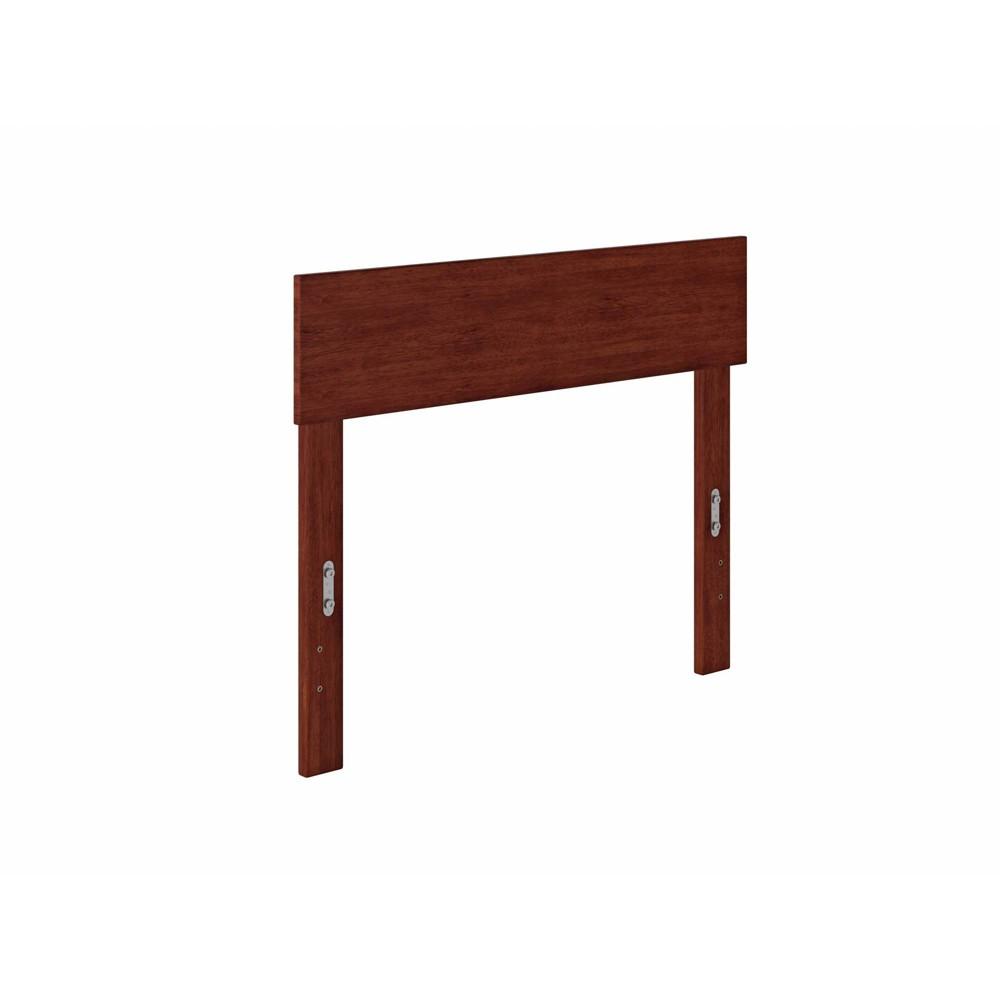Twin Boston Headboard Walnut Atlantic Furniture