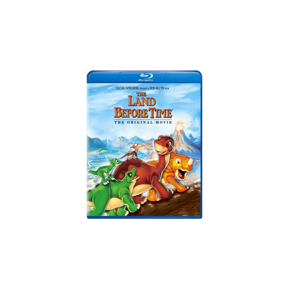 Land Before Time (Blu-ray)