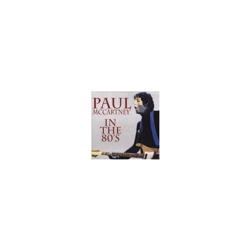 Paul Mccartney - In The 80's (CD)