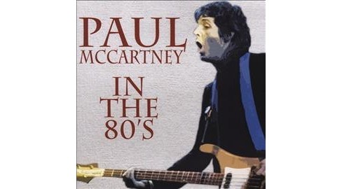 Paul Mccartney - In The 80's (CD) - image 1 of 1