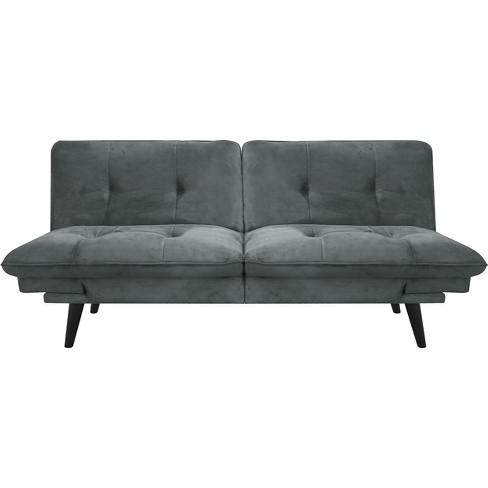 Francis Sofa Convertible Slate Gray - Serta - image 1 of 4