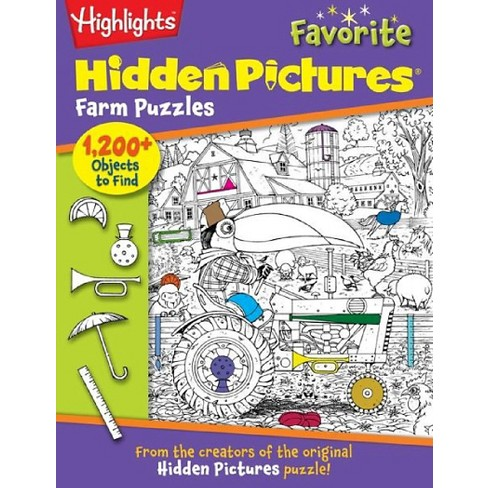 Highlights in the Classroom | Hidden pictures printables, Hidden ... | 488x488