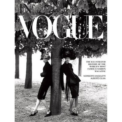 In Vogue - by  Alberto Oliva & Norberto Angeletti (Hardcover) - image 1 of 1