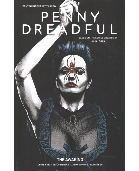 Penny Dreadful 1 : The Awaking (Paperback) (Chris King) - image 1 of 1