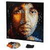 LEGO Art The Beatles Collectible Creative Beatles Canvas Wall Art Building Kit 31198 - image 2 of 4