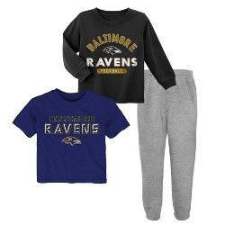 wholesale dealer 00306 a3190 NFL Baltimore Ravens Toddler Boys' Jackson Lamar Jersey - 4T ...