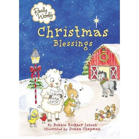 Really Woolly Christmas Blessings - by  Dayspring & Bonnie Rickner Jensen (Board_book) - image 1 of 1