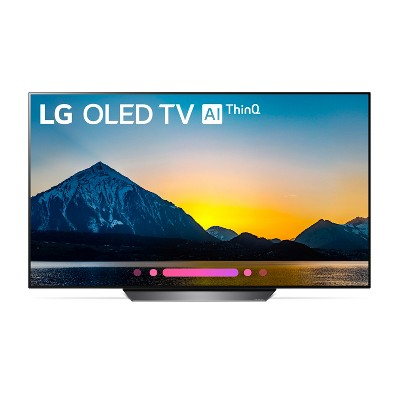 "LG 55"" Class 2160p 4K Ultra HD HDR Smart OLED TV - OLED55B7A"