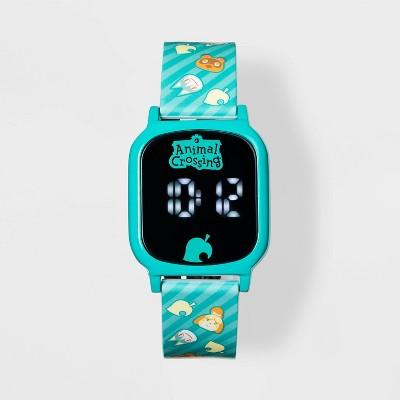 Boys' Animal Crossing Watch - Teal