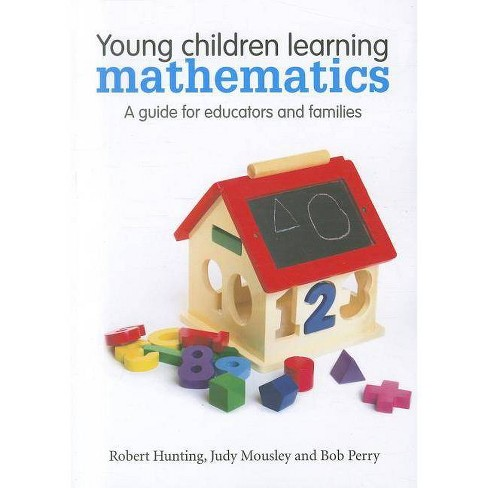 Young Children Learning Mathematics - by  Robert Hunting & Judy Mousley & Bob Perry (Paperback) - image 1 of 1