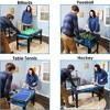 "Sunnydaze Decor 40"" 10-in-1 Multi Game Table - image 2 of 4"