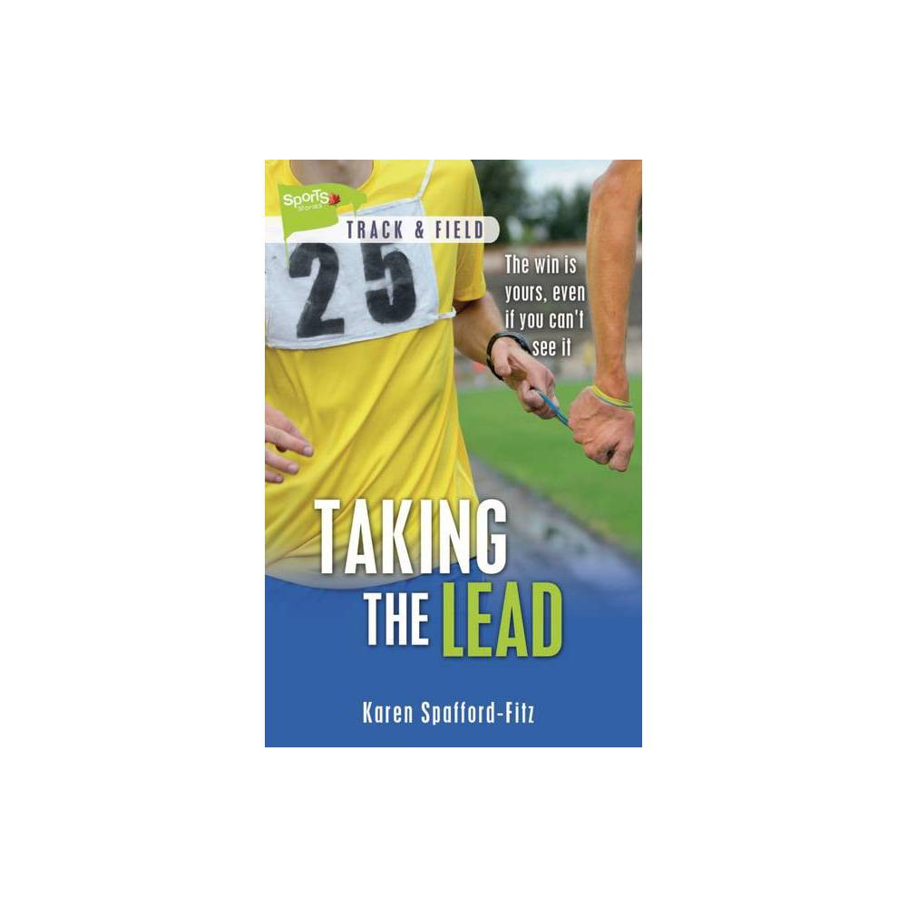 Taking The Lead Lorimer Sports Stories By Karen Spafford Fitz Paperback