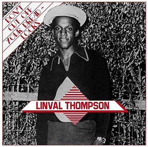 Linval Thompson - Don't Cut Off Your Dreadlocks (CD) - image 1 of 1