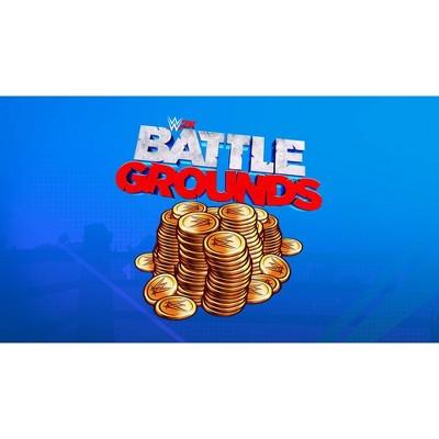 WWE 2K Battlegrounds: 2,300 Golden Bucks - Nintendo Switch (Digital)