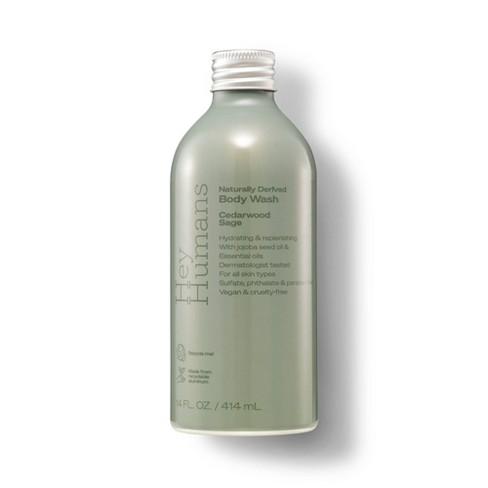 Hey Humans Body Wash Cedarwood Sage - 14 fl oz - image 1 of 4