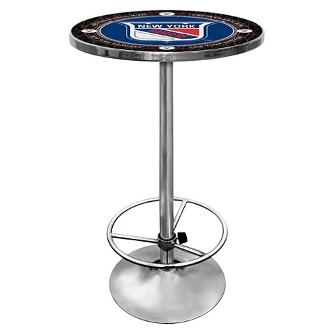 New York Rangers Vintage Pub Table - image 1 of 1