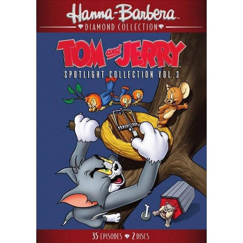 Tom & Jerry Spotlight Collection: Volume 3 (DVD) - image 1 of 1