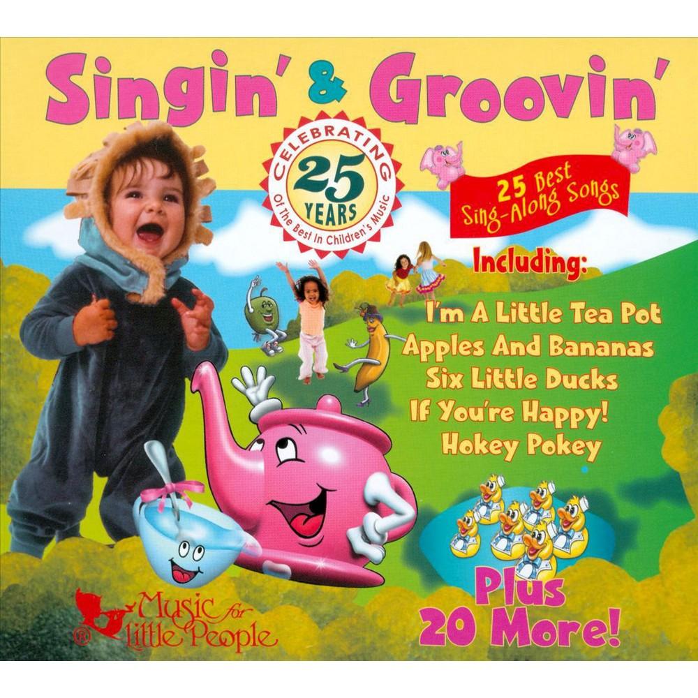 Various - Singin & Groovin:25 Best Sing Along (CD)