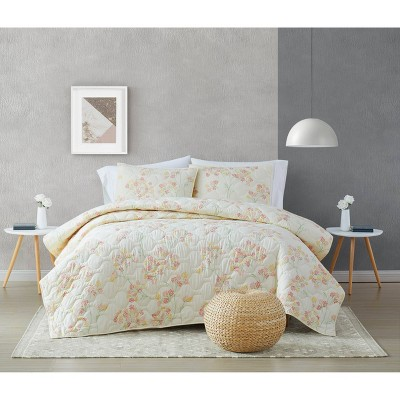 King 3pc Vivian Quilt Set - Brooklyn Loom