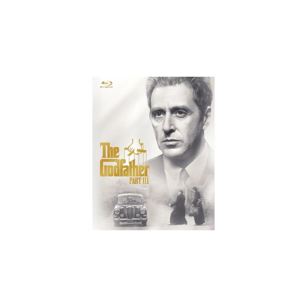 Godfather Part Iii (Blu-ray)