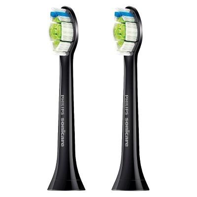 Philips Sonicare HX6062/64 DiamondClean Standard Replacement Toothbrush Head - 2pk