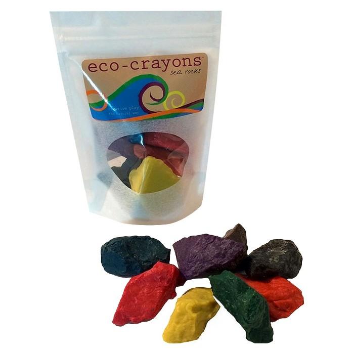 Eco-Kids® Eco-Crayons, 8ct - image 1 of 1