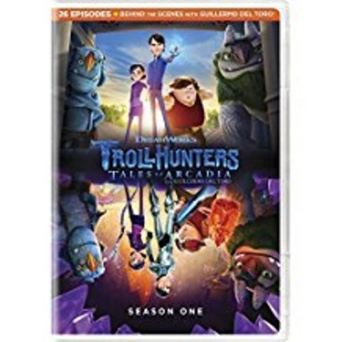 Trollhunters Season 1 (DVD) - image 1 of 1