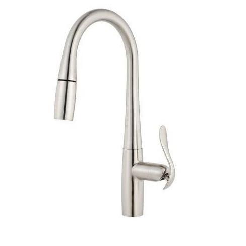 Danze D454411 Selene Pull-Down Spray Kitchen Faucet
