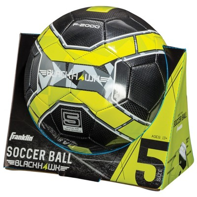 Franklin Sports Blackhawk Soccer Ball - Size 5