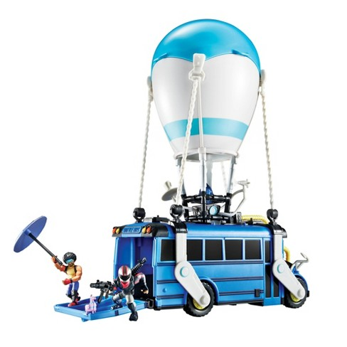 Fortnite Battle Royale Collection Battle Bus Playset Target