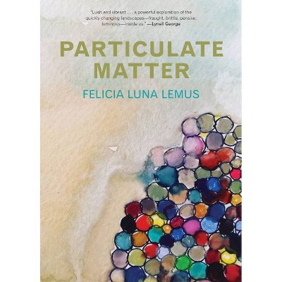 Particulate Matter - by  Felicia Luna Lemus (Hardcover)