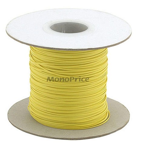 Monoprice Wire Cable Tie, 290 meters - Yellow - image 1 of 1